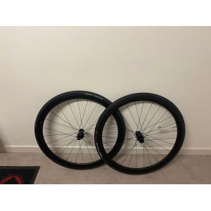 Roues cannondale hg 35 disc